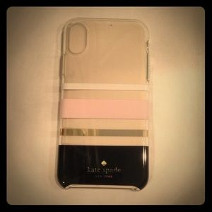Kate Spade IPhone X Case - Brand New